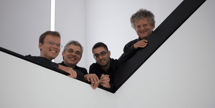 Arditti Quartet at New Music Dublin 2014