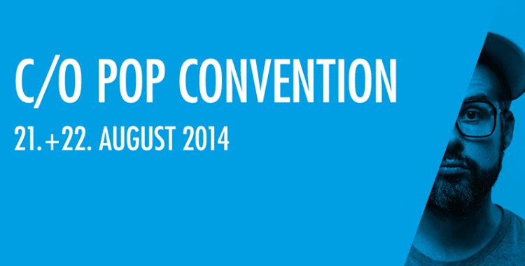 c/o pop convention tickets for Austrian professionals!