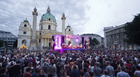 Popfest Wien (© Simon Brugner)