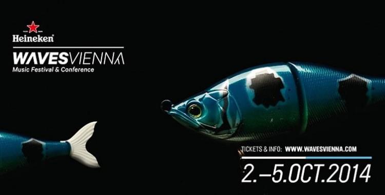 WAVES VIENNA 2014 - International Music Industry Gathering & Showcase Festival