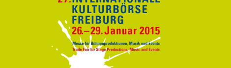 """Austria is the New Focus Country of Germany's """"Internationale Kulturbörse Freiburg"""""""