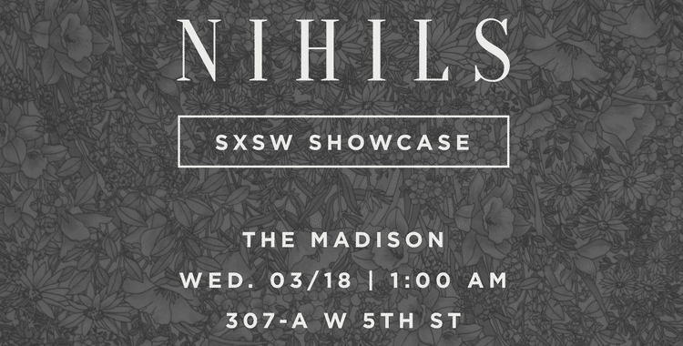 Austria heads to SXSW with showcase by NIHILS