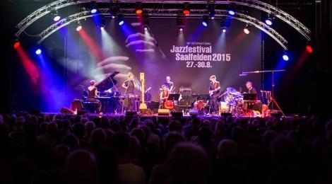Jazz Festival Saalfelden (© Artisual)
