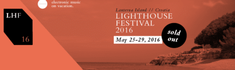 KICK OFF FOR LIGHTHOUSE FESTIVAL IN CROATIA