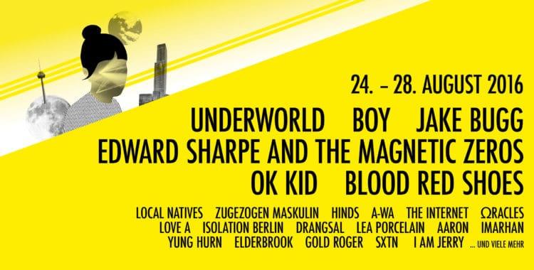c/o pop Festival & Convention 2016