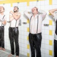 """5/8erl in Ehr´n, Bandfoto für das Album """"Duft der Männer"""", 2017 © Astrid Knie"""