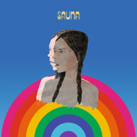 "Albumcover ""Sauna"" Leyya"