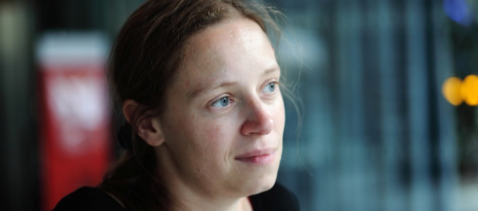 Joanna Wozny, Portraitfoto © J. J. Kucek