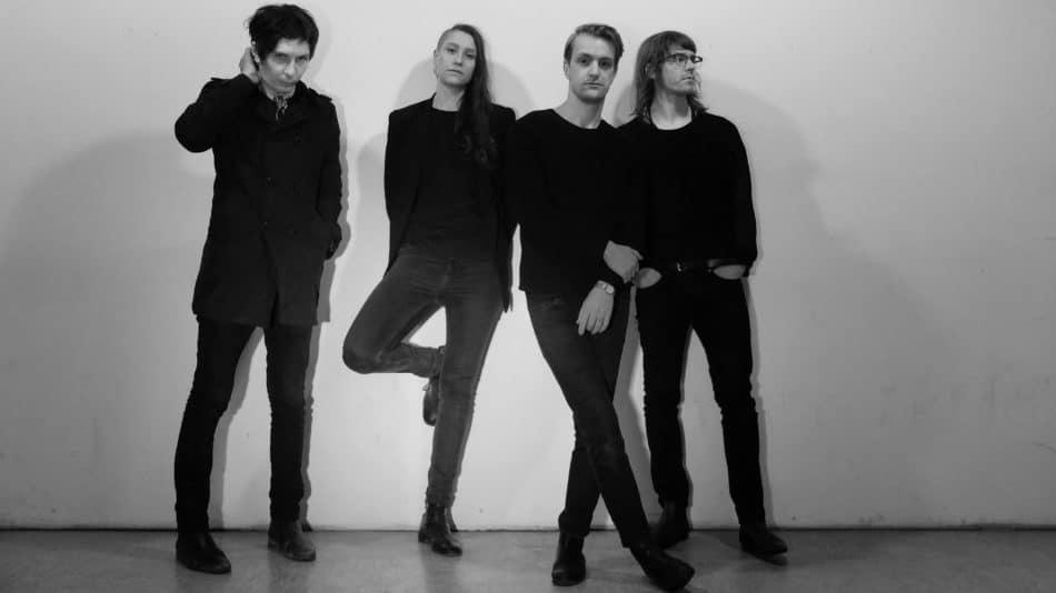 "Ja Panik, Bandfoto für das Album ""Futur II"" © Ja Panik"