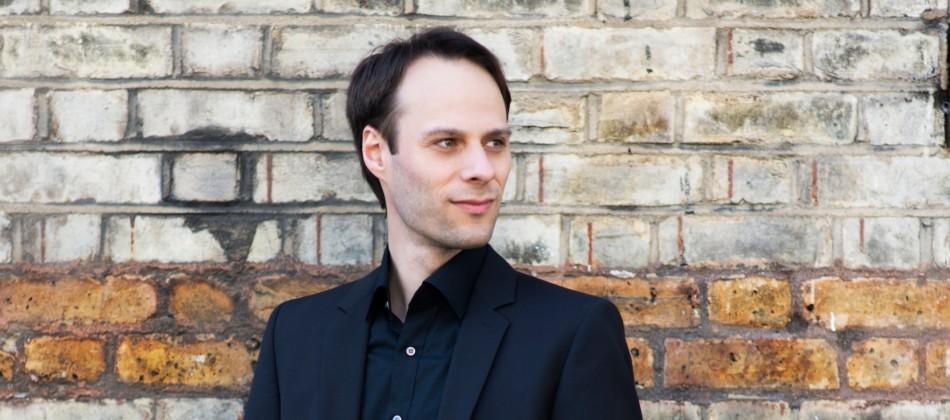 Johannes Berauer, Portraitfoto © Frank G. Brody