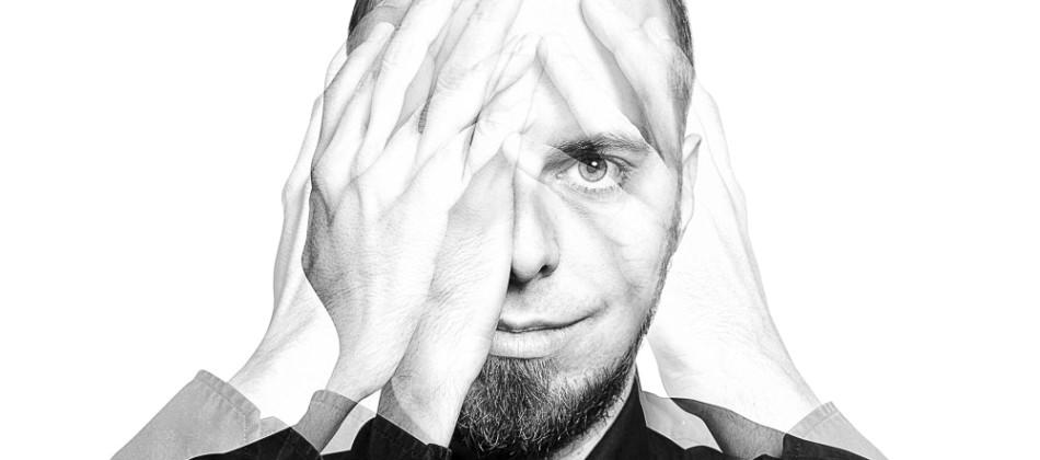 Philipp Nykrin, Portraitfoto © Severin Dostal, Julian Weidenthaler