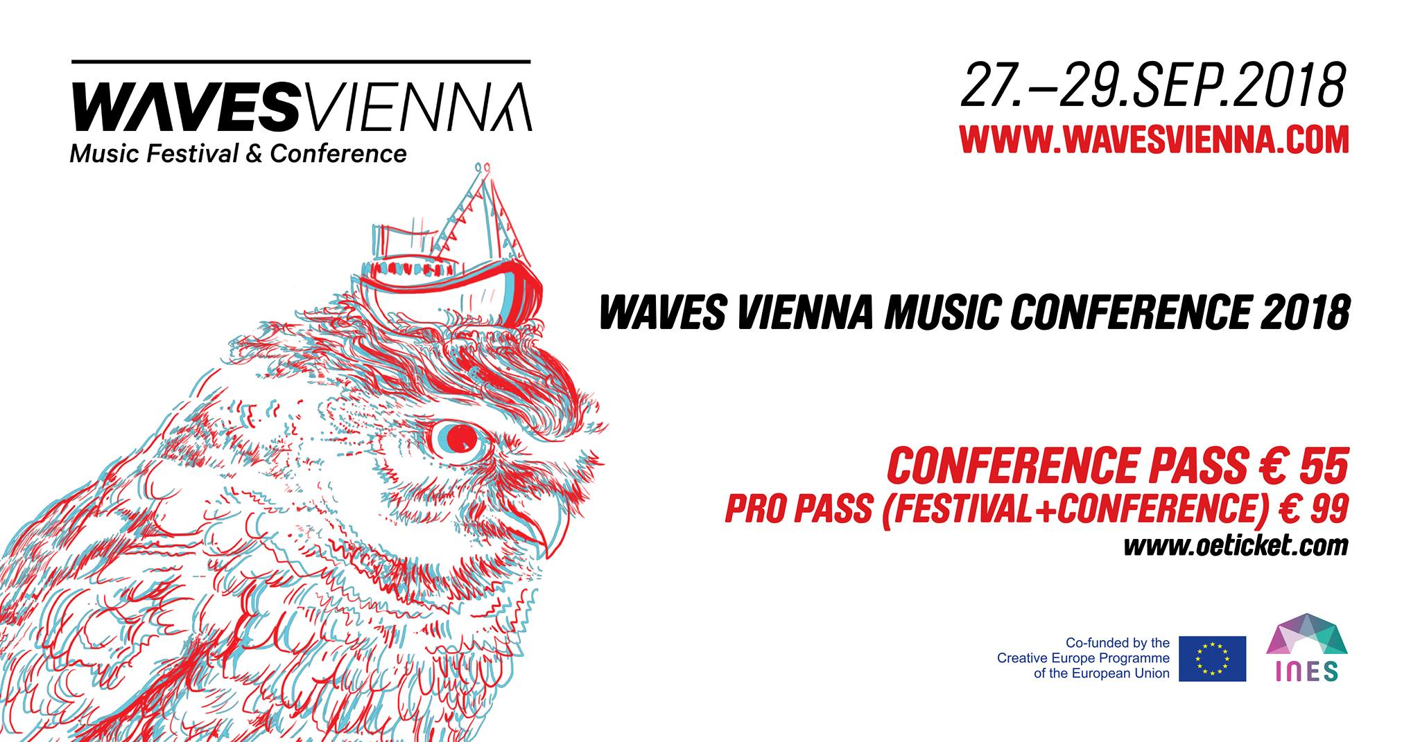 Waves Vienna Conference 2018