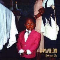 "At Pavillon ""Believe Us"", Albumcover"