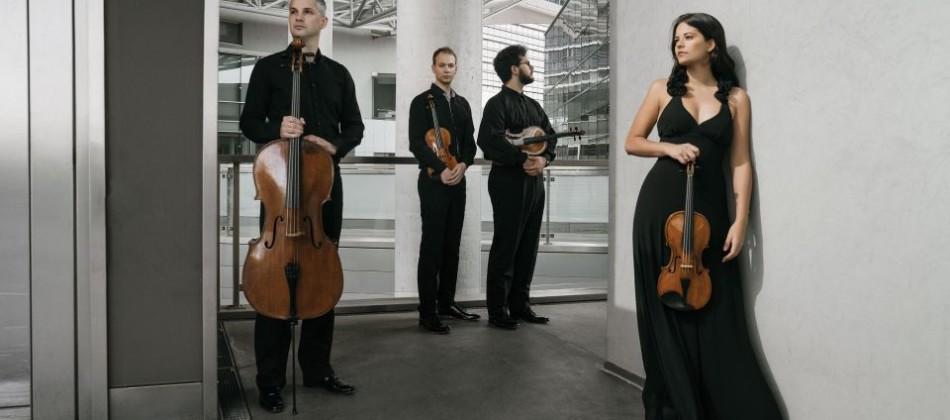 Auner Quartett (c) Nadja Alexandrova