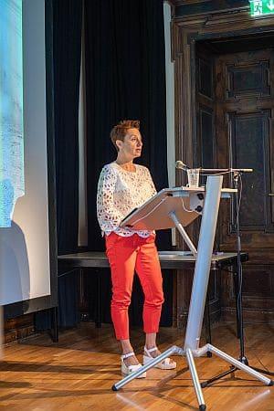 Austrian Music Theatre Day, Ulrike Kuner (c) Joe Albrecht / Musiktheatertage Wien