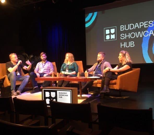 BUSH - Budapest Showcase Hub, Conference 2019 (c) Austrian Music Export