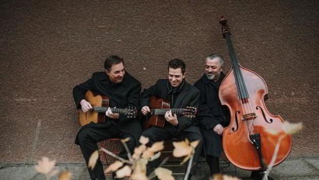 Diknu Schneeberger Trio © Mati Machner