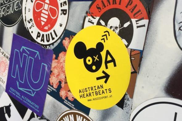 Austrian Heartbeats at Reeperbahn Festival 2019