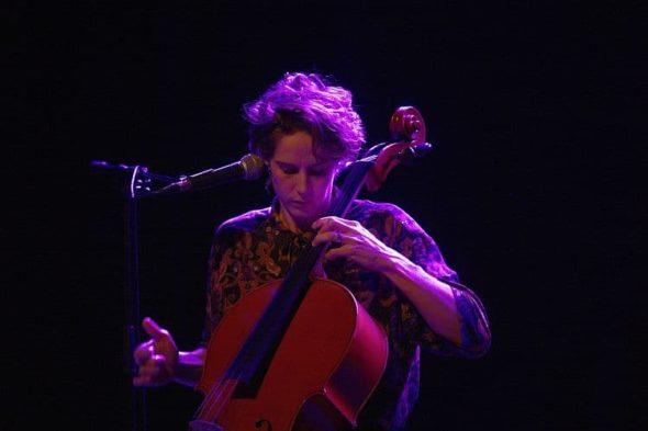 Kick Jazz Sophie Abraham (c) Werner Müller