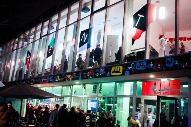 MENT Ljubljana at Kino Siska © Kaja Brezocnik