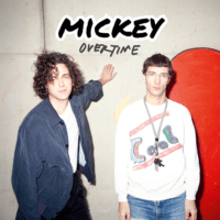 "Mickey ""Overtime"", Albumcover"