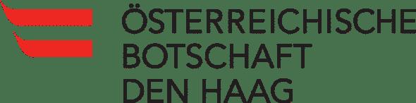 Logo Oesterreichische Botschaft Den Haag