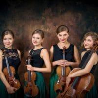 Selini Quartet (c) Damian Posse