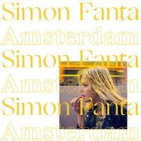 """Simone Fanta """"Amsterdam"""", cover"""