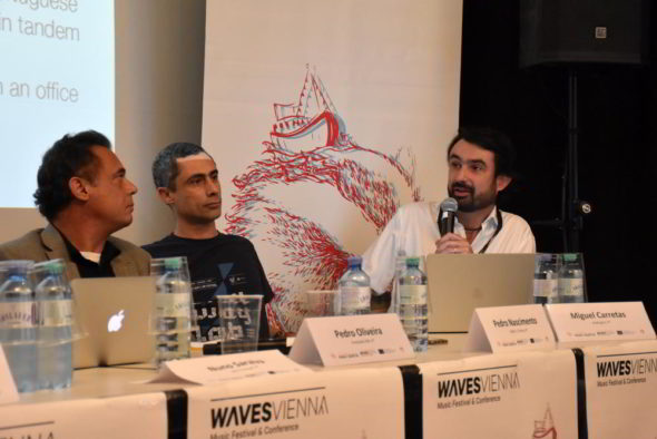 Waves Conference 2018, Focus Country Portugal © Anna Breit