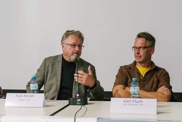 Waves Vienna Conference 2019: Banning Content of Dubious Performers (c) Matthias Schuch