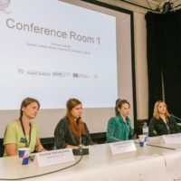 "Waves Vienna Conference 2019: ""Women in Live Music Production"" (c) Matthias Schuch"