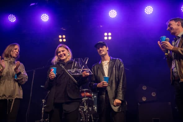 XA-Music Export Award 2019 ANGER (c) Alexander Galler