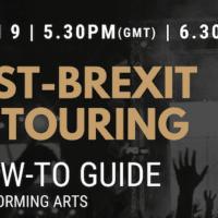 Post-Brexit UK Touring Workshop