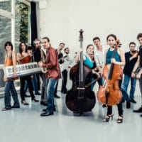 Schallfeld Ensemble (c) Wolfgang Silveri
