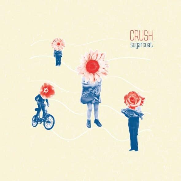 Crush, Albumcover © Numavi RecordsCrush, Albumcover © Numavi Records