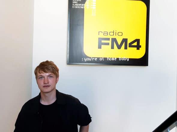 Felix Kramer © Radio FM4