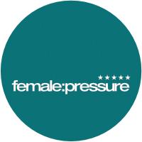 female:pressure (c) female:pressure logo