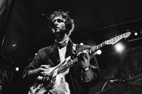 Good Wilson live at Waves Vienna 2019 (c) Hannah Toegel