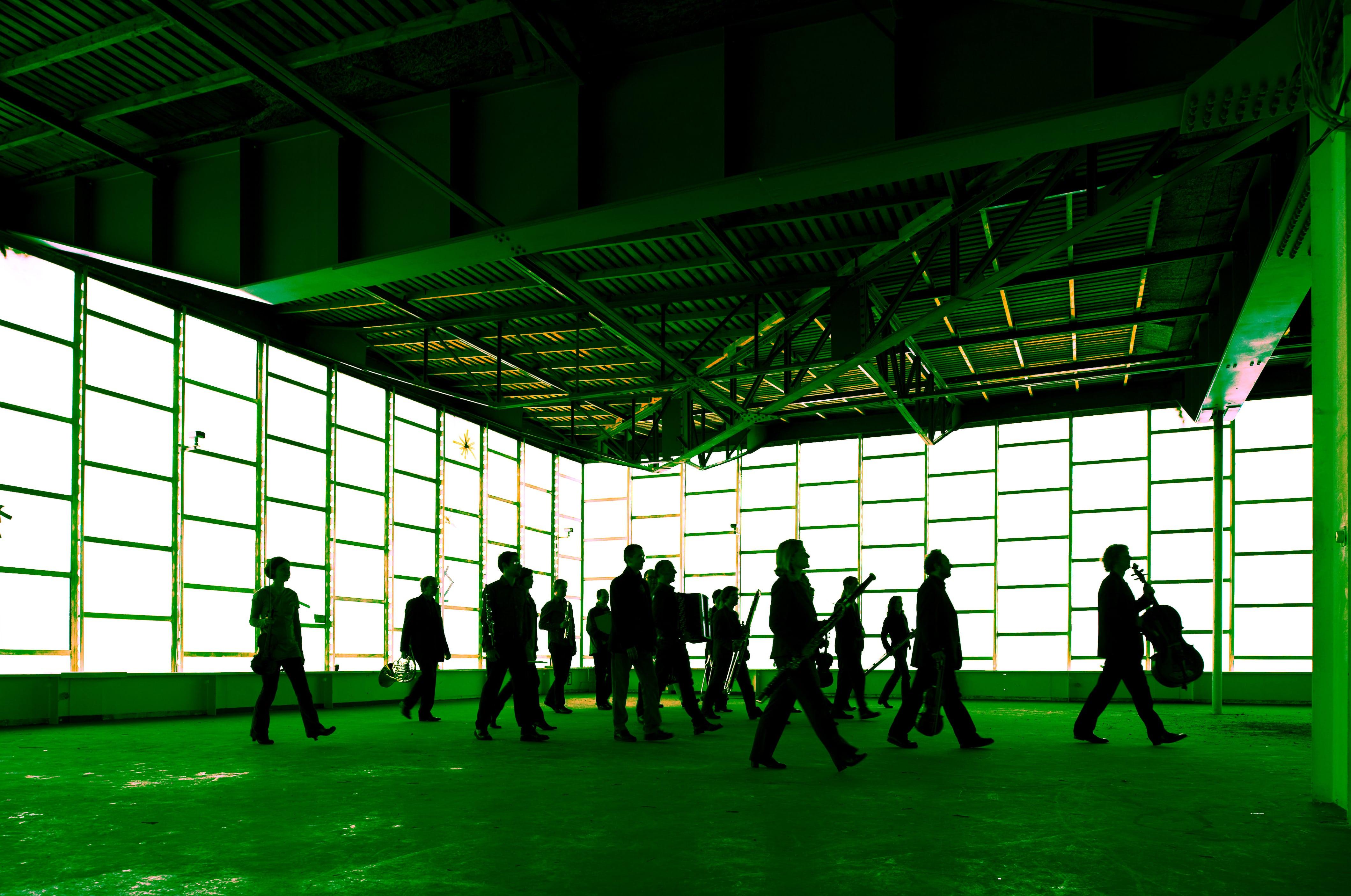 Klangforum Ensemble © Lukas Beck