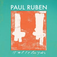 "Album cover ""Halleluyah"" by Paul Ruben, Sarah Bart Records"